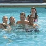 İngiltere Müzik Kampı -Yüzme Havuzu