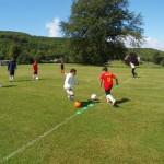 Arsenal Futbol Kampı - Taktik antreman