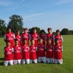 Arsenal Futbol Okulu - Takım Fotoğrafı